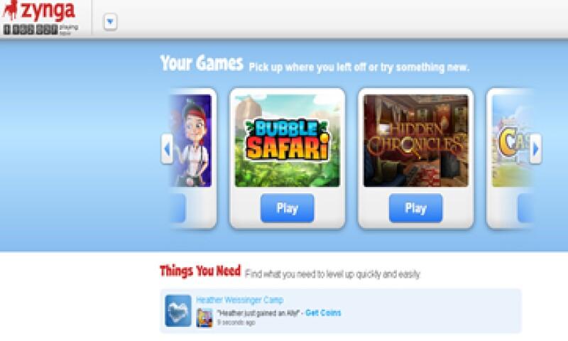 Zynga quiere crear un ecosistema con los mejores desarrolladores móviles y los mejores juegos móviles. (Foto tomada de company.zynga.com)