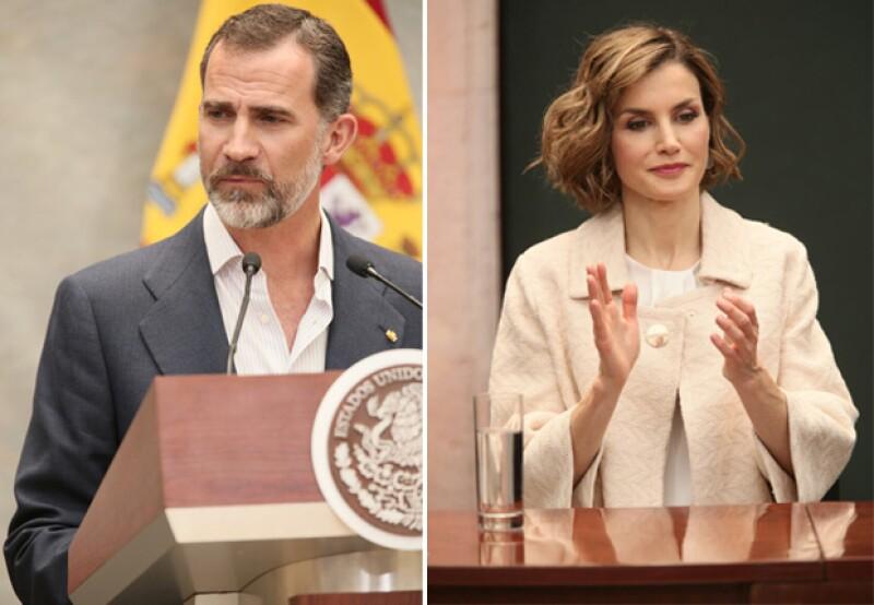 `Nos cuesta mucho decir adiós a México; decirles adiós a los mexicanos´, dijo el Rey Felipe durante su último discurso como parte de su visita oficial en México.