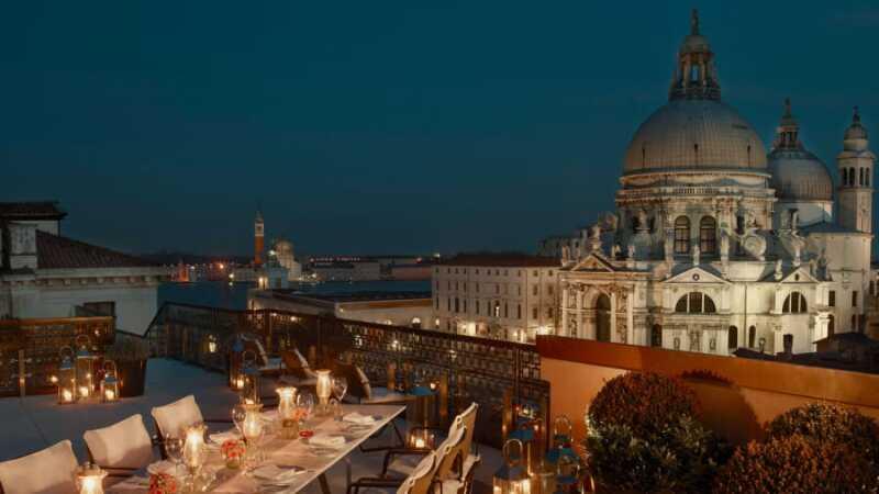 Hoteles de lujo en el mundo