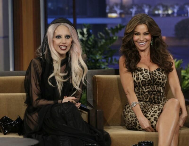"""Lady Gaga y Sofía Vergara fueron dirigidas por Robert Rodríguez en """"Machete Kills""""."""
