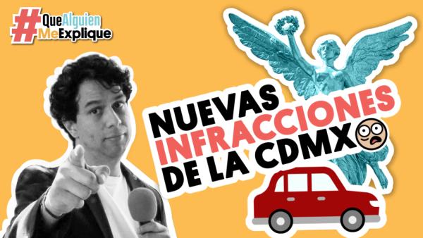 Te contamos todo sobre el nuevo reglamento de tránsito #QueAlguienMeExplique