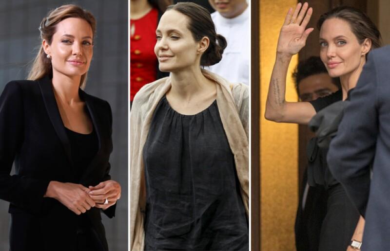 La actriz se ha convertido en el centro de atención de los medios internacionales debido a que uno de ellos asegura que sufre de anorexia. ¿Será?