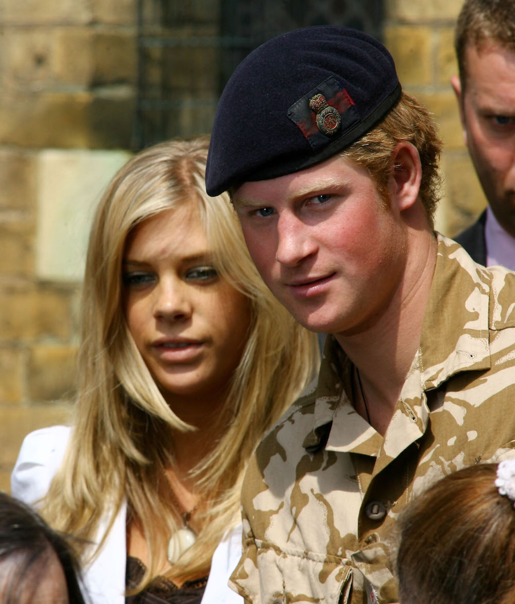 Prince Harry Afghanistan Campaign Medal - Presentation