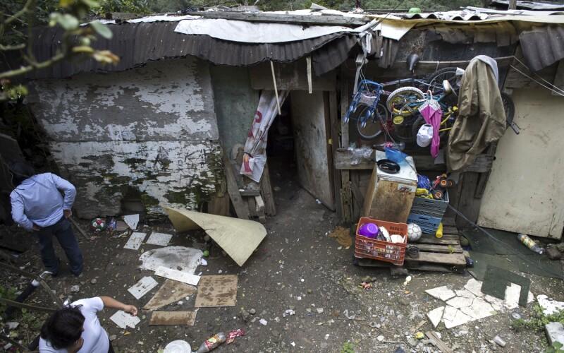 La razón de la pobreza