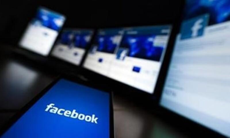Las acciones de Facebook cerraron este miércoles con una ganancia de 1.46%. (Foto: Getty Images)