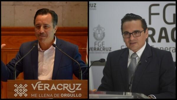 Cuitláhuac Winckler Coatzacoalcos