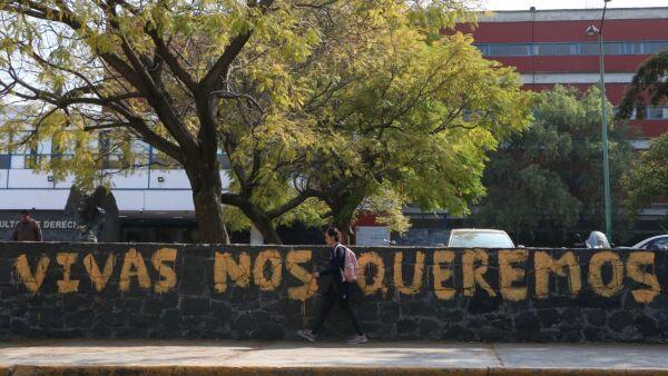 Mujeres en la UNAM