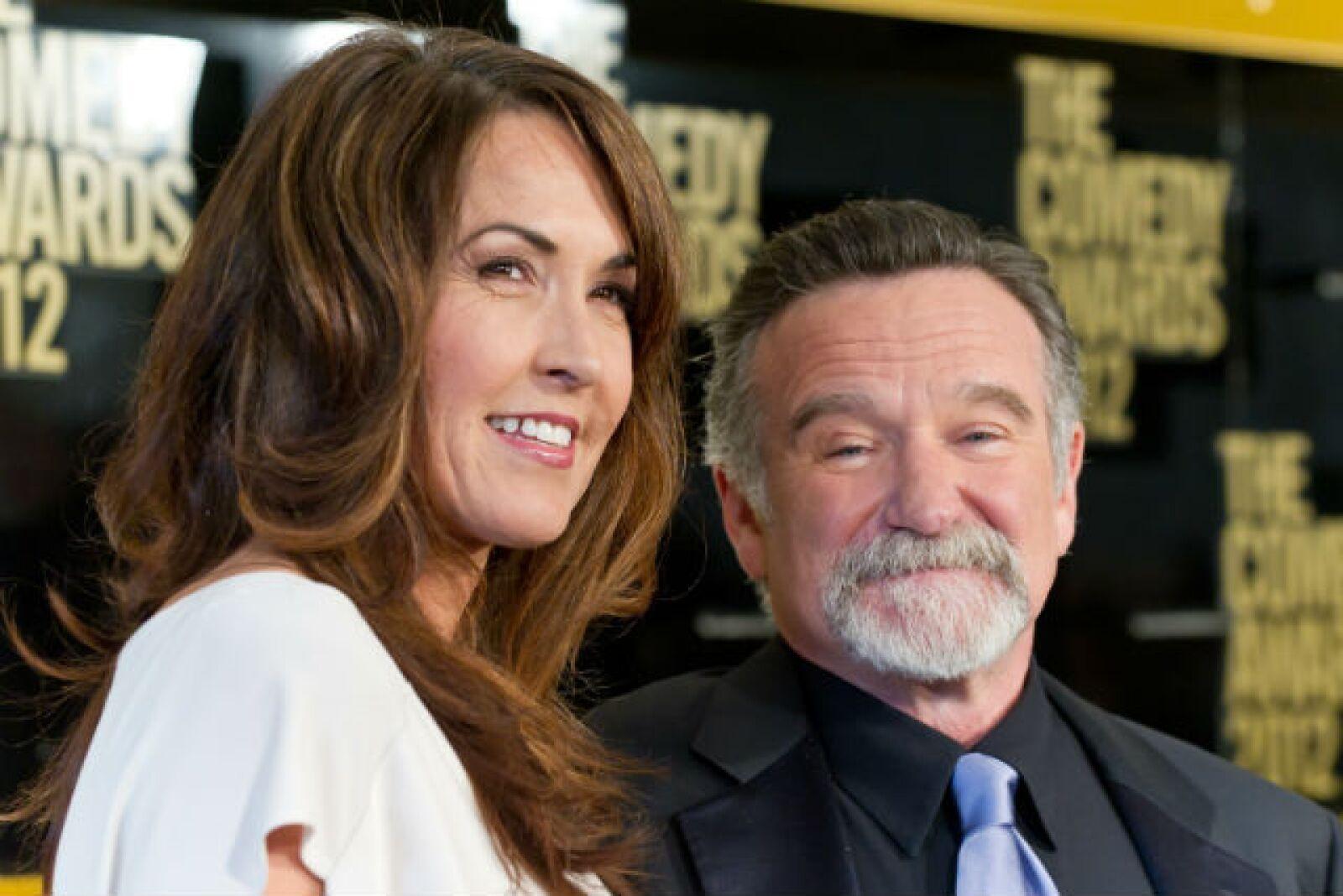 Susan Schneider fue la última pareja del actor. Ambos se casaron en 2011.