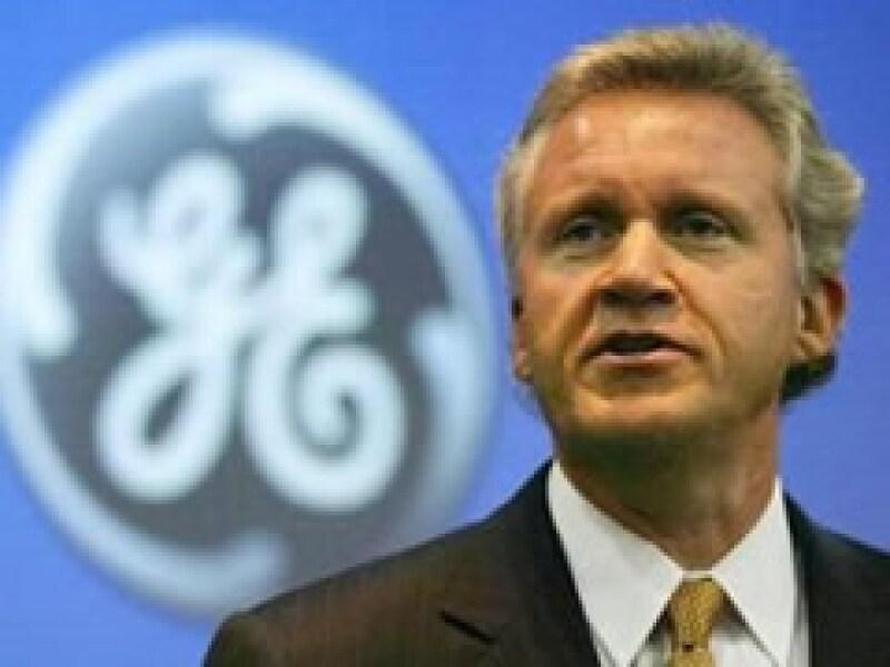 Jeff Immelt, presidente de GE, señaló que la economía de EU está en su peor momento desde la recesión de 1974 y 1975.  (Foto: Archivo)