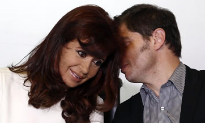 El Gobierno de Cristina Fernández busca mostrar su voluntad de cumplir con sus acreedores. (Foto: Reuters)