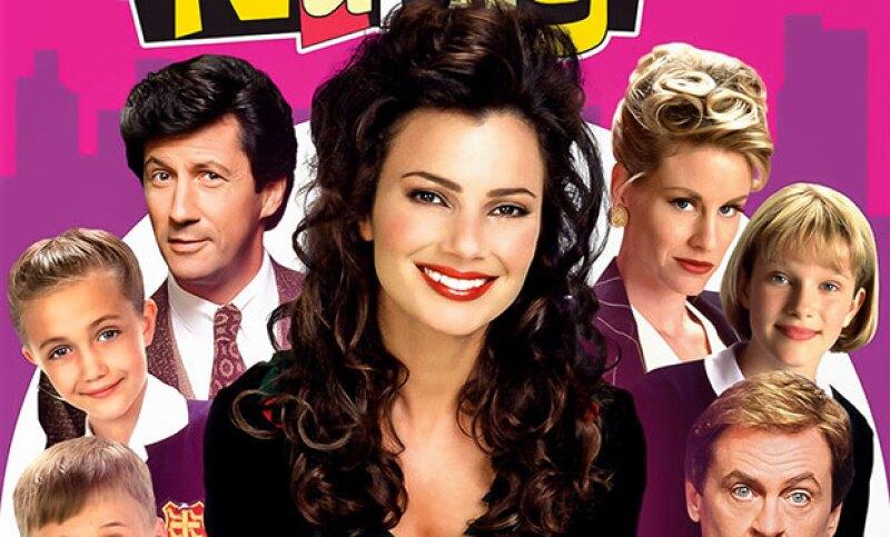 """Ni """"trashy"""", ni baratos… pero sí muy costosos, así eran los looks que Fran usaba en The Nanny, esa serie de los noventa que nos hizo querer ser fashion victims mucho antes que Carrie Bradshaw."""