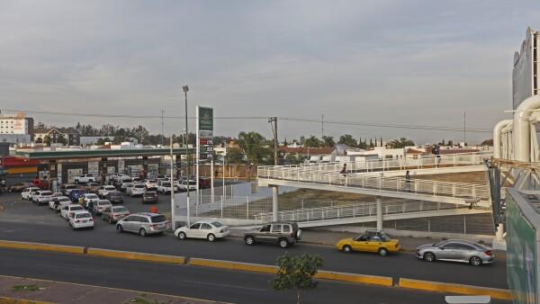 gasolinera Jalisco
