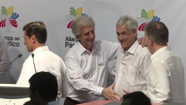 La Alianza del Pacífico acuerda mayor cooperación con Mercosur