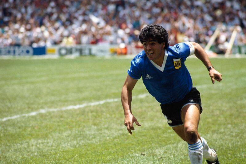 Diego Maradona México 1986