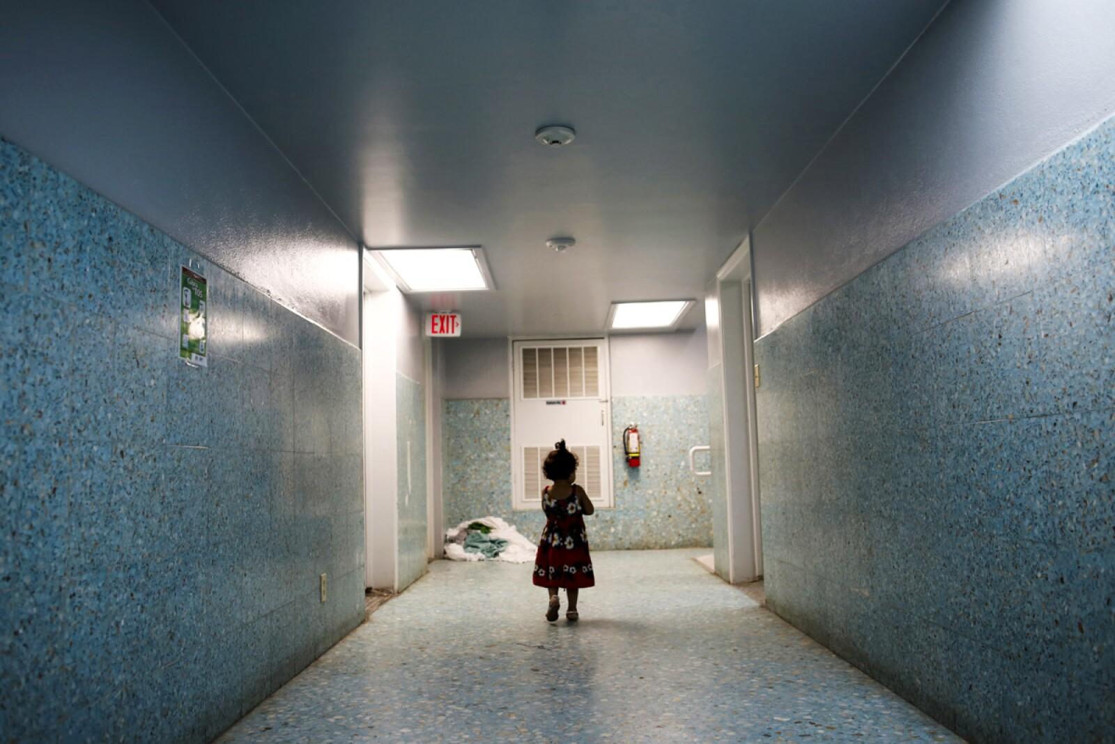 Refugio para niños Centro Americanos