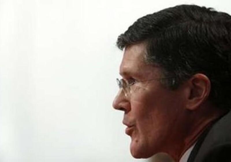 Thain rechaza lamentar la venta de Merrill al Bank of America, que gestionó. (Foto: Reuters)