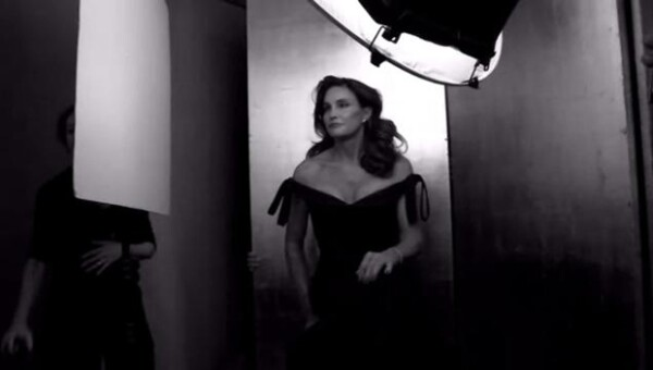 La famosa fotógrafa Annie Leibovitz fue la encargada de fotografiar al ex esposo de Kris Jenner.