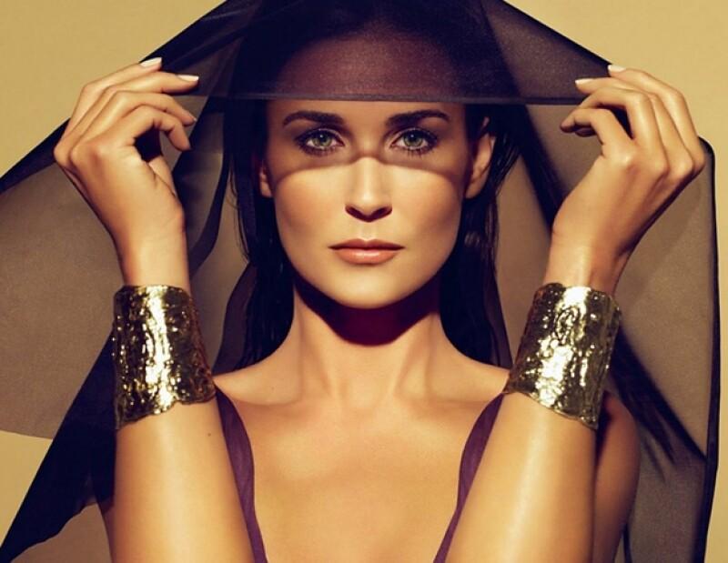 """Después de semanas difíciles que tuvo que pasar la actriz tras su separación con Ashton Kutcher, al parecer la intérprete de """"Striptease"""" está de vuelta."""
