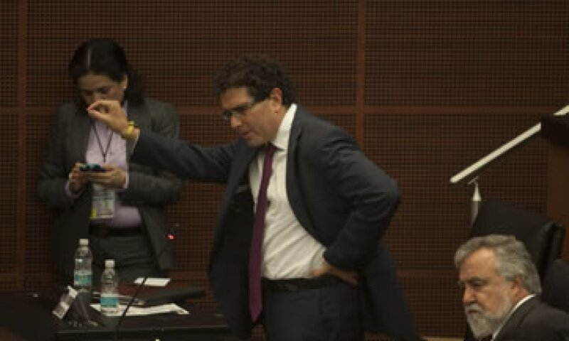 Los senadores del PRD propondrán el impuesto este lunes, informó Armando Ríos Piter. (Foto: Cuartoscuro)