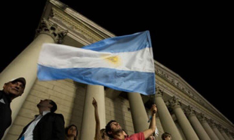 La semana pasada, Argentina tuvo su primera huelga general desde que la presidenta Cristina Fernández asumió hace cinco años. (Foto: AP)