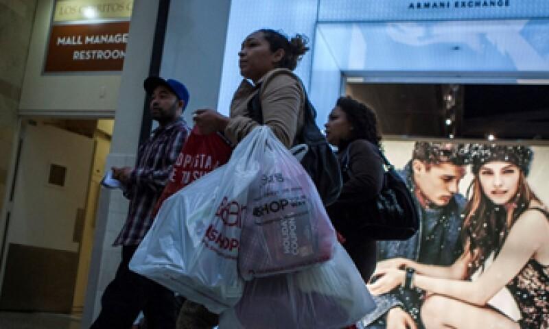 La medición en torno a las condiciones económicas actuales regist´ro un retroceso. (Foto: Reuters)