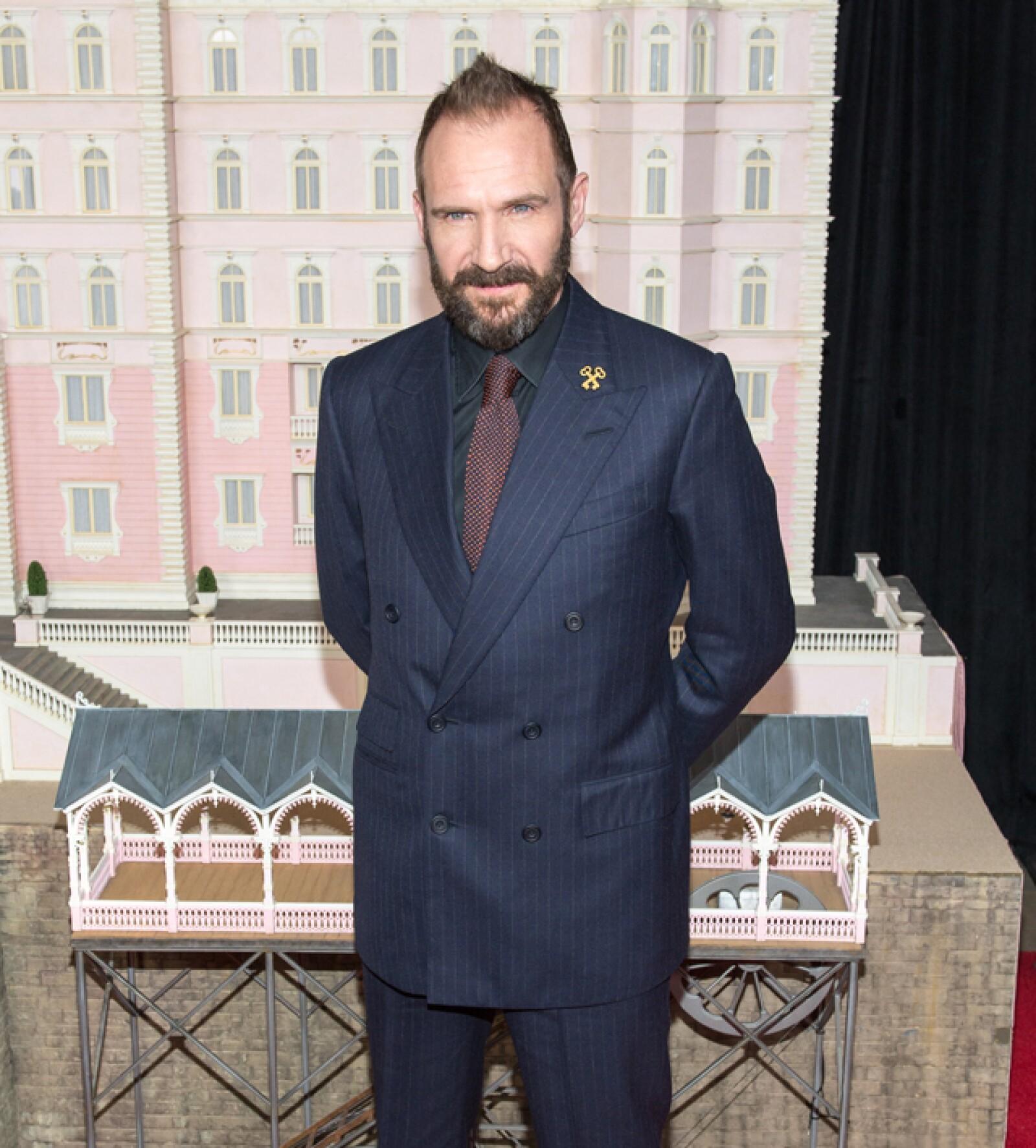 Ralph Fiennes, 51 años.