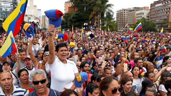 Defensa Venezuela Juan Duaidó
