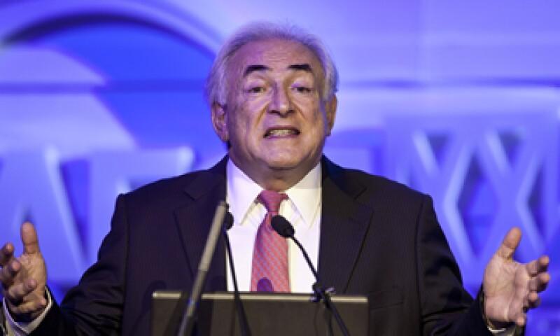 Strauss-Kahn fue acusado el año pasado de agredir sexualmente a una camarera de un hotel en NY. (Foto: AP)