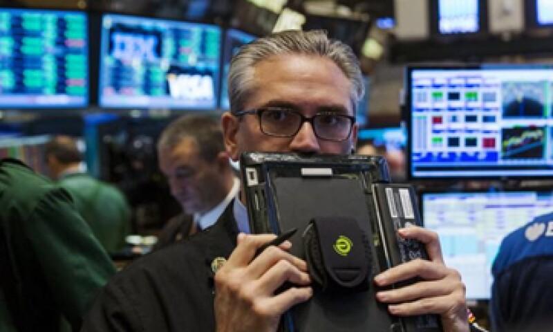 El Dow Jones ganó 8.46% en octubre. (Foto: Reuters )