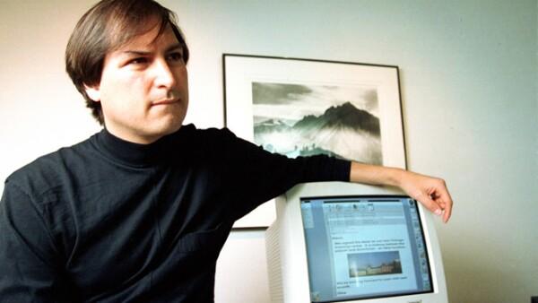 En 1982, Jobs fue derrotado por una computadora. La máquina se llevó la portada 'Personaje del Año' de la revista Time.