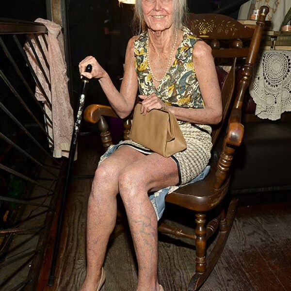 Heidi Klum en su Halloween 2013.