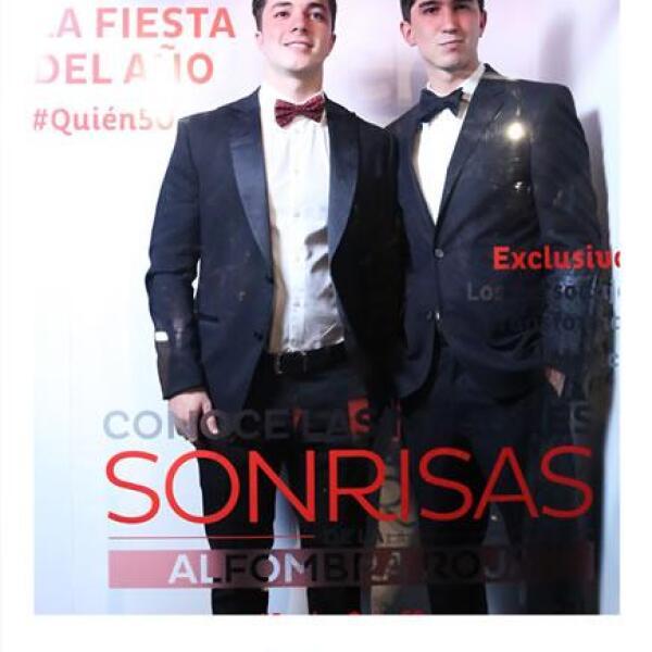 Manuel y Santiago Clouthier