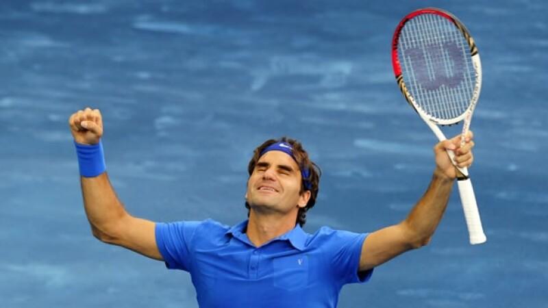 Roger Federer gana el masters de Madrid