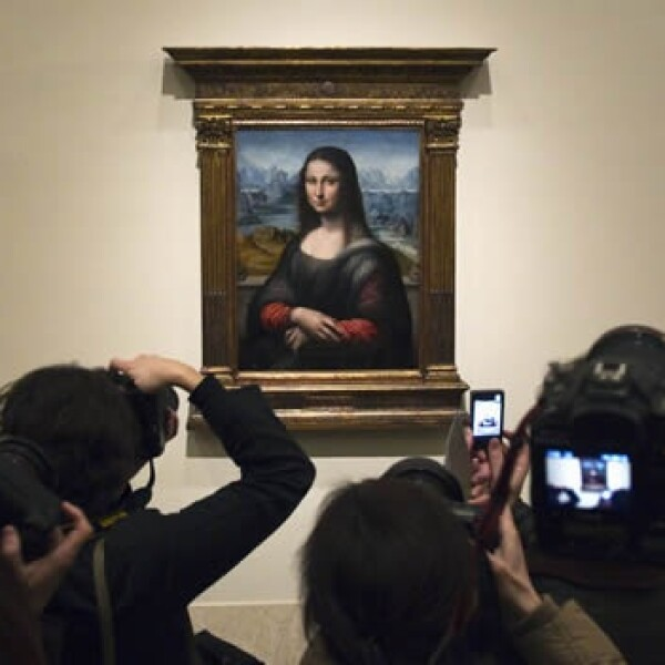 Mona Lisa Gioconda copia