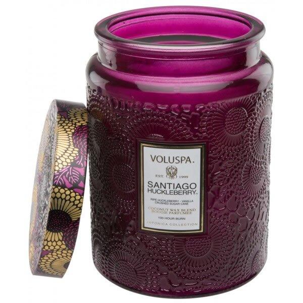Las velas Voluspa tienen aromas súper ricos que permitirán que su hogar siempre siempre sea agradable de estar. 569 pesos en El Palacio de Hierro Santa Fe.