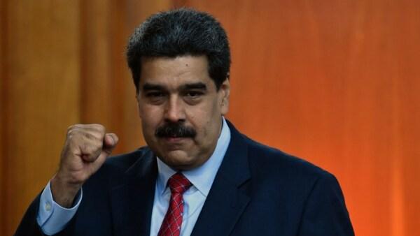 Nicolás Maduro Venezuela Estados Unidos