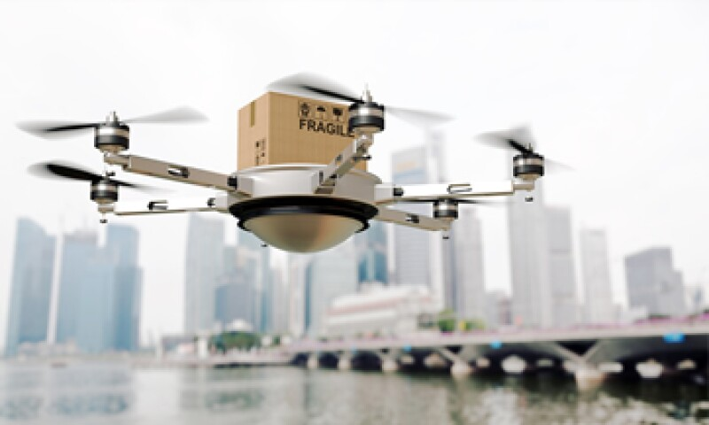 La empresa planea usar drones de la firma china SZ DJI Technology. (Foto: Shutterstock )