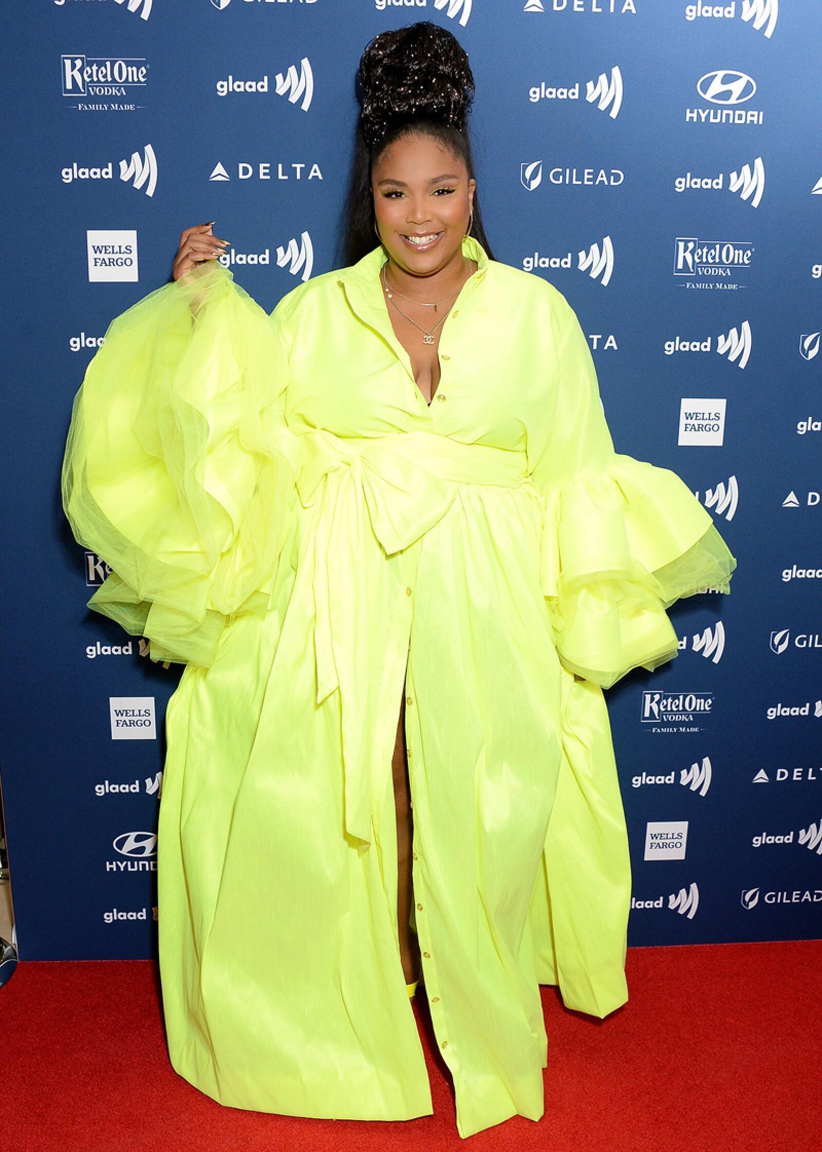 30th Annual GLAAD Media Awards, Arrivals, Los Angeles, USA - 28 Mar 2019