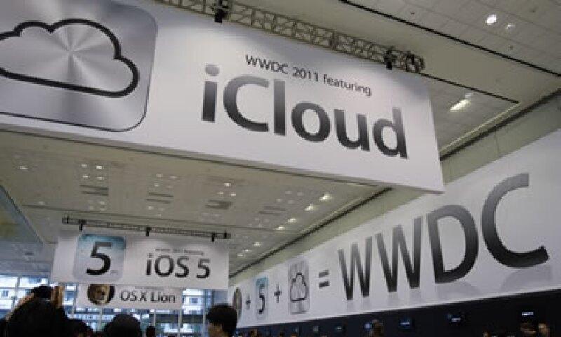 Los expertos creen que la incursión en la 'nube' de Apple servirá para atraer a más usuarios a sus plataformas. (Foto: AP)