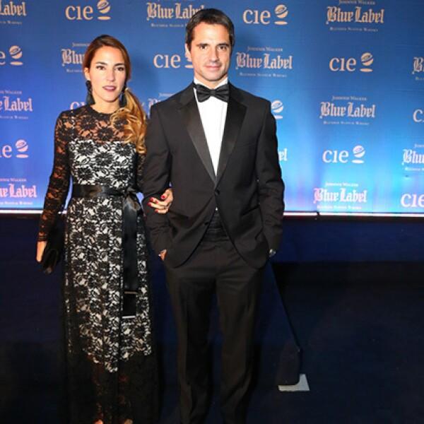 Carla Mauri y Santiago Fernández Vidal