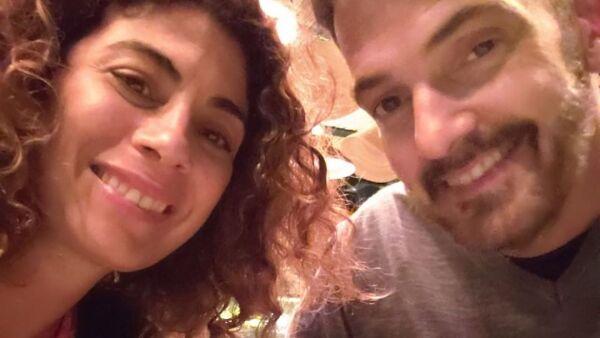 Anna Ferro y Fernando del Solar