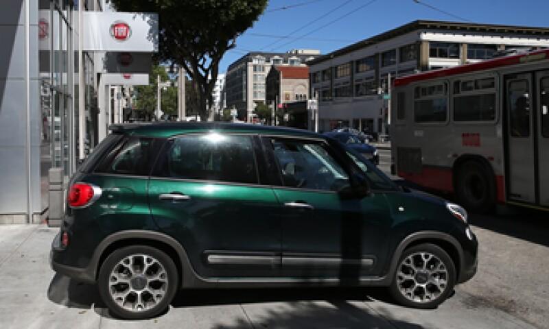 Los Fiat 500L que fueron llamados a revisión se ubican en Estados Unidos y Canadá.  (Foto: AFP)
