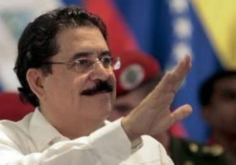 Manuel Zelaya ha recibido el apoyo masivo de gobiernos de la comunidad latinoamericana. (Foto: Reuters)