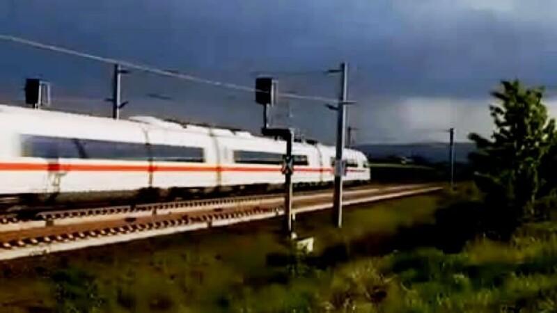México Querétaro tren rápido