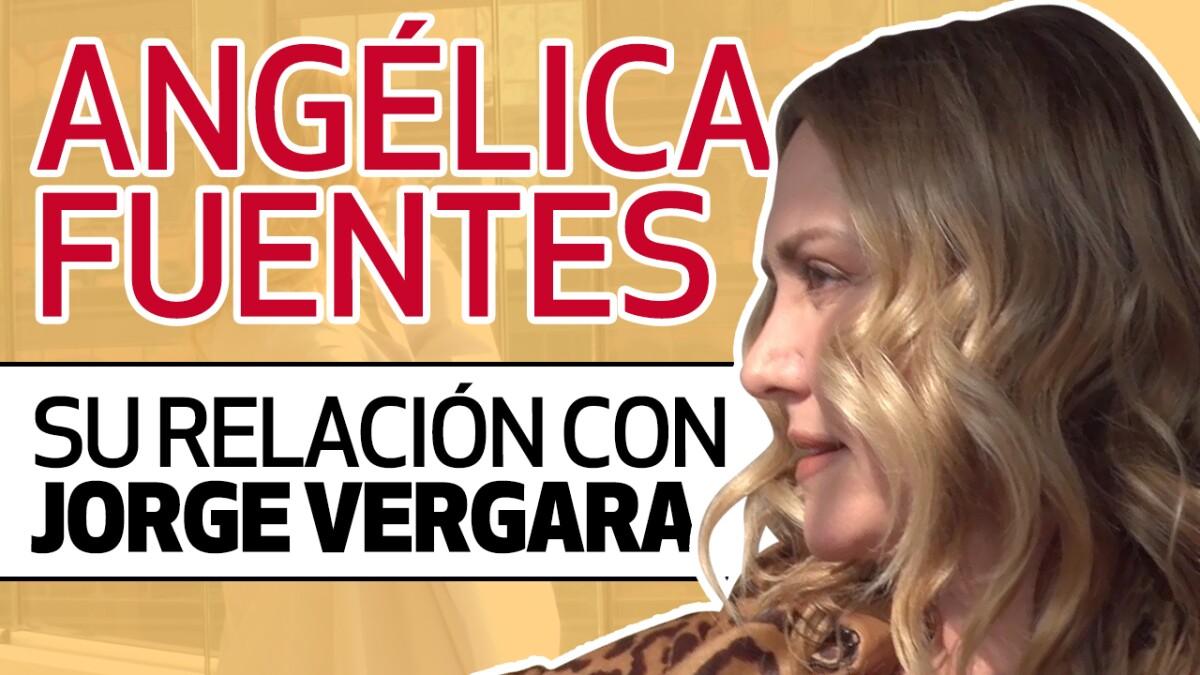 Angélica Fuentes nos revela si aún cree en el amor