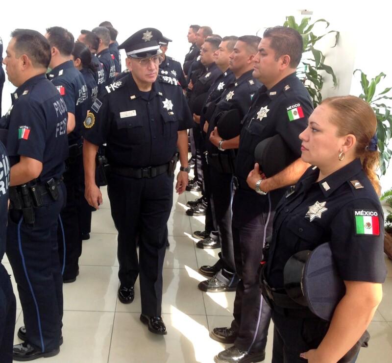 El gobierno establece las 32 coordinaciones de la Policía Fe
