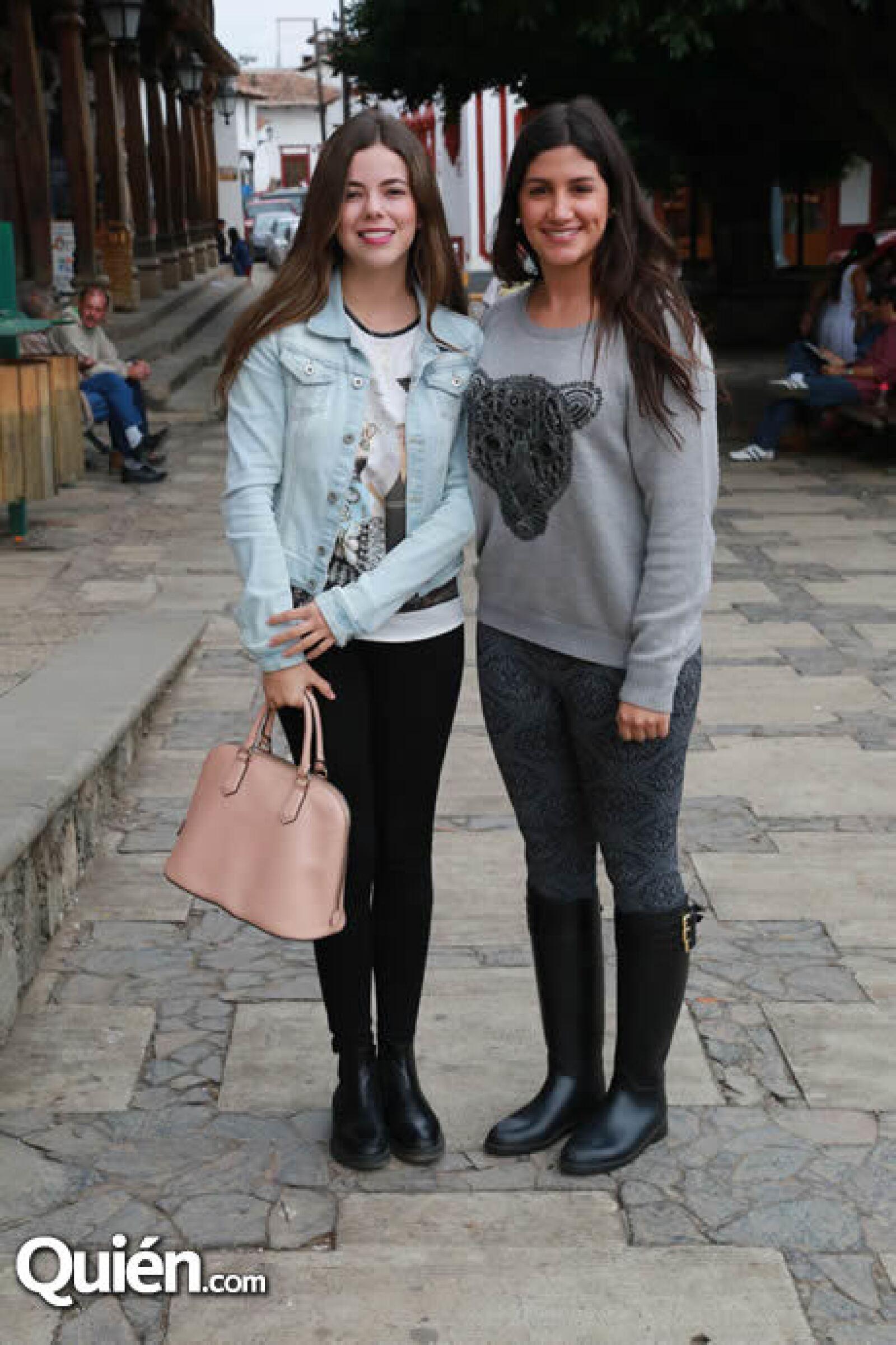 Sofí González y Ana Paula Olson