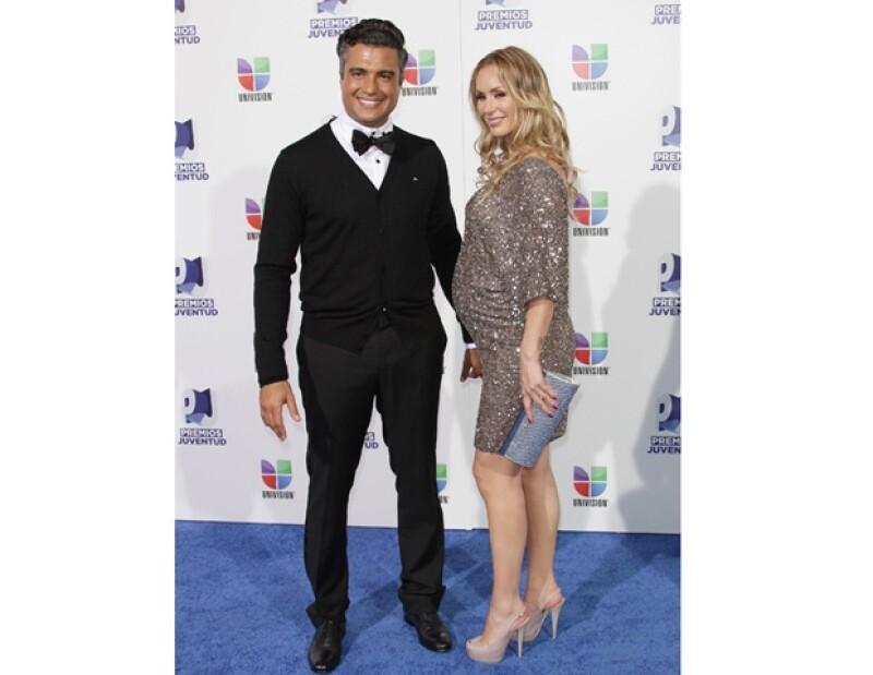 Balvanera lució espectacular en la alfombra azul de la pasada edición de los Premios Juventud.
