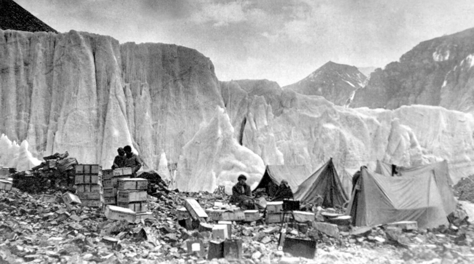 montaña Everest Monte 2