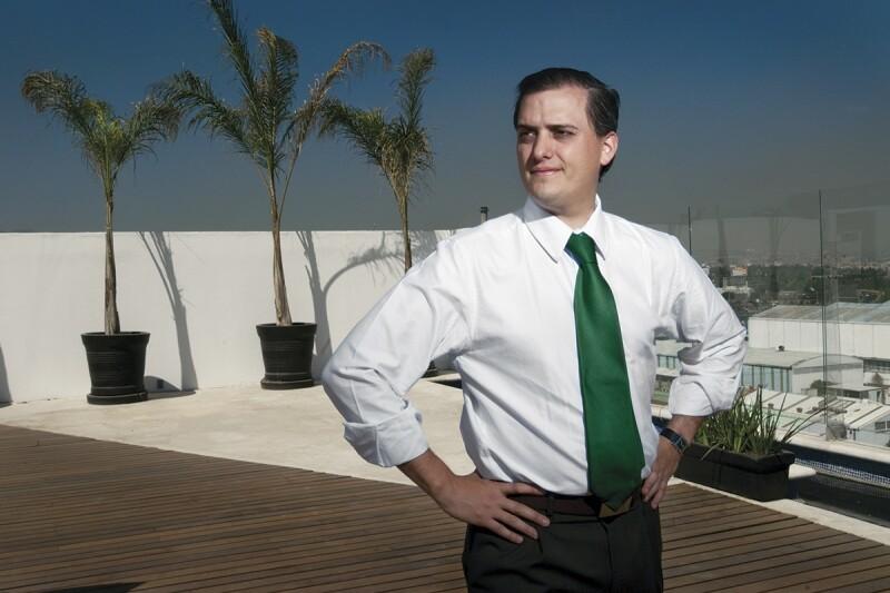 Fernando Lelo de Larrea descubrió su pasión por los emprendedores a través de la academia.